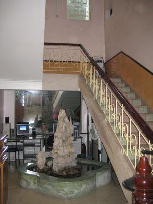 Nội thất khách sạn HA