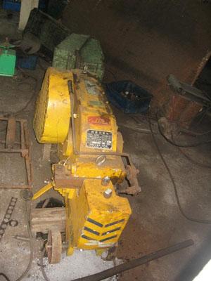 Máy cắt sắt GQ40 - Công ty TD - Thái Nguyên