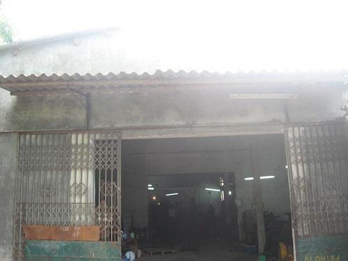 Nhà xưởng - Công ty TD- Thái Nguyên